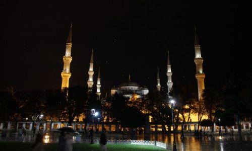 Zdjęcie TURCJA / Tracja / Istambuł / Sultanahmet Camii