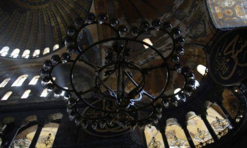 Zdjęcie TURCJA / Tracja / Hagia Sofia / Hagia Sofia