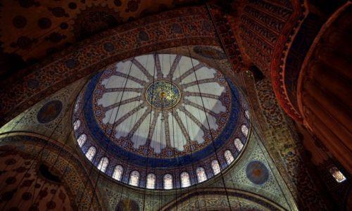 Zdjecie TURCJA / Istambuł / Istambuł / Błękitny Meczet (właściwie Meczet Sułtana Ahmeda)