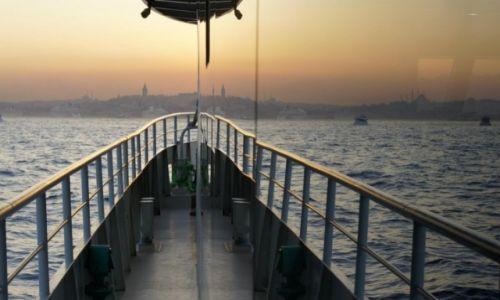 Zdjęcie TURCJA / Bosfor / Istambul / egzotycznie
