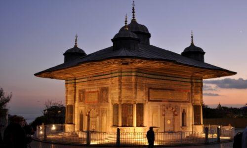 Zdjecie TURCJA / Istambuł / Istambuł / Istambuł - przed pałacem Topkapi-po zwiedzaniu:)