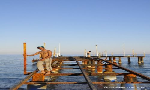 Zdjęcie TURCJA / Antalya / Kemer / Zniszczony most
