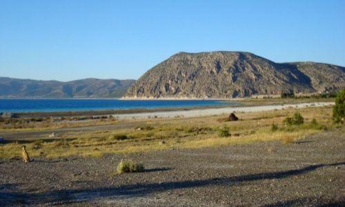 Zdjęcie TURCJA / Burdur / Jezioro Salda / Jezioro Salda