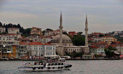 Zdjęcie TURCJA / Istambul / Ciesnina Bosfor / ...