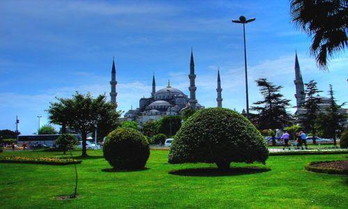 Zdjęcie TURCJA / Istambuł / Istambul / ....