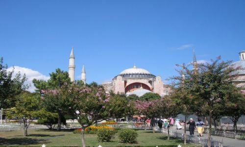 Zdjęcie TURCJA / ISTAMBUL / HAGIA SOFIA / HAGIA SOFIA