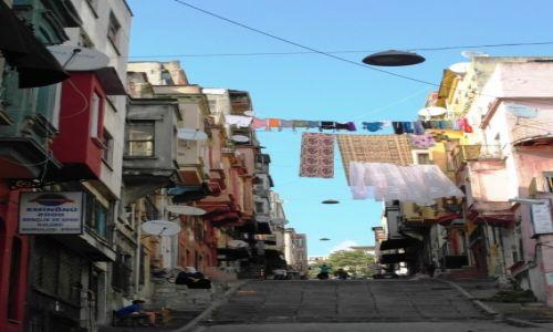 Zdjęcie TURCJA / Istanbuł / Istanbuł / Jak oni zawiesili to pranie?