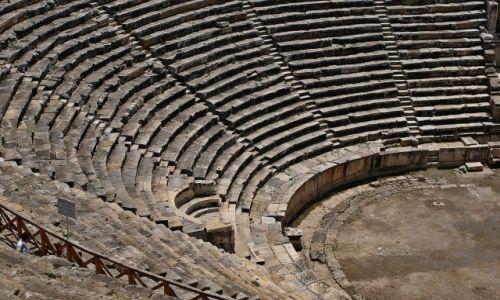 Zdjęcie TURCJA / - / Side / Teatr Stary w Side