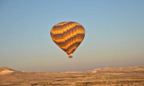 TURCJA / Turecka Anatolia / Kapadocja / Balloon