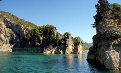 Zdjecie TURCJA / Riwera Turecka / Manavgat / Green Canyon