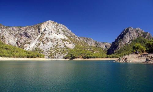Zdjęcie TURCJA / Rivera Turecka / Manavgat / Góry Taurus