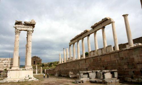 Zdjęcie TURCJA / Pergamon / Pergamon / Pergamon