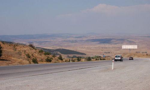 Zdjecie TURCJA / brak / Turcja / droga nad Morze