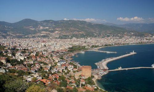 Zdjęcie TURCJA / Riwera Turecka / Alanya / Panorama - Alanya