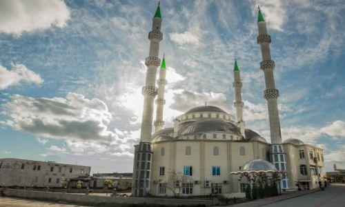 Zdjęcie TURCJA / Riviera Turecka / Konakli / Meczet