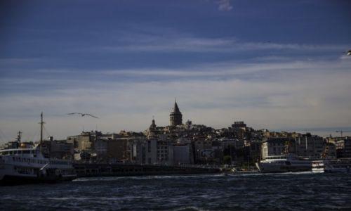 Zdjęcie TURCJA / Stambuł / Stambuł / Most Galata