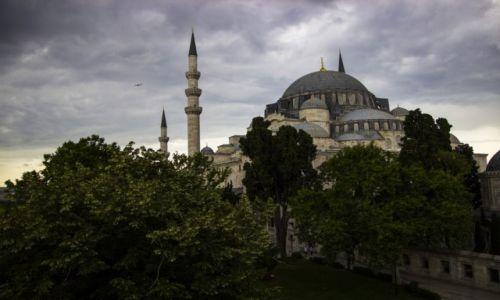 TURCJA / Stambuł / Stambuł / Meczet Sulejmana