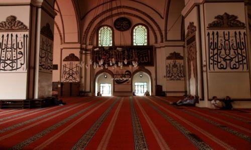 Zdjęcie TURCJA / południowa Turcja / Bursa / Wielki Meczet w Bursie