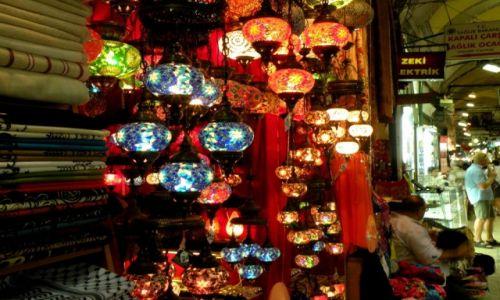 Zdjęcie TURCJA / Stambuł / Stambuł / Handel przy placu Taksim