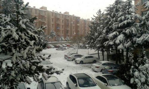 Zdjęcie TURCJA / Ankara / Ankara / Zima w stolicy Turcji Ankarze