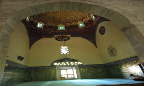 Zdjecie TURCJA / po�udniowa Turcja / Bursa / Zielony Meczet