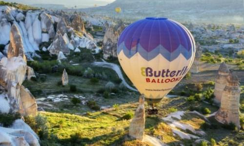 Zdjęcie TURCJA / Anatolia / Kapadocja / Kapadocja...