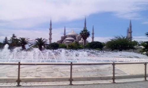 Zdjecie TURCJA / Istambu�  / Sultanahmet / Sultanahmet