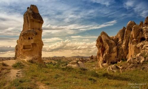 Zdjęcie TURCJA / Kapadocja / Dolina Goreme / Dolina Goreme