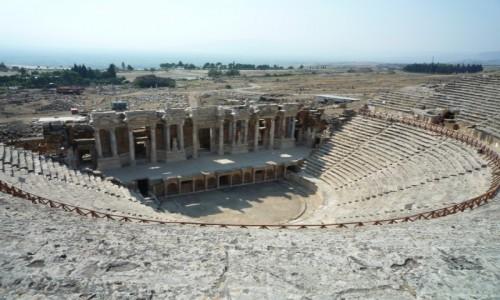 Zdjecie TURCJA / Turcja / Hierapolis / Hierapolis