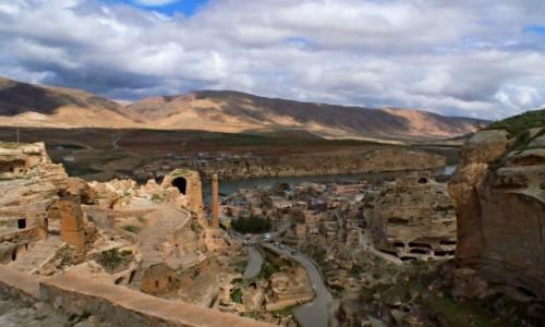 Zdjecie TURCJA / Kurdystan / Hasenkeyf / historia