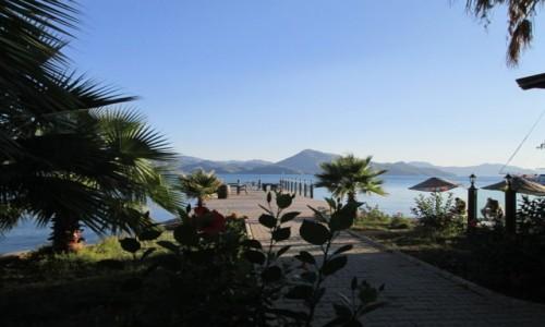 Zdjęcie TURCJA / Wybrzeże Egejskie / Marmaris / Pomost