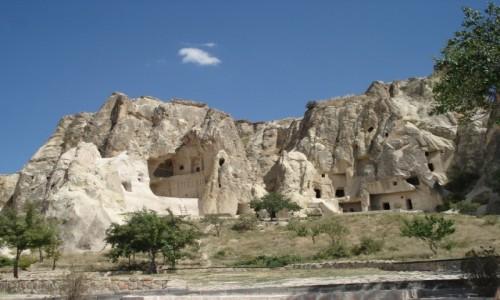 Zdjęcie TURCJA / Kapadocja / Dolina Goreme / Z serii: Bajkowa Kapadocja