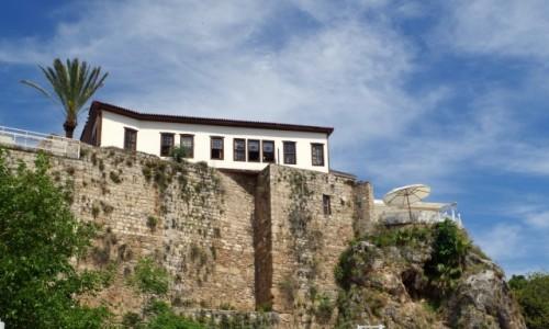 Zdjecie TURCJA / Turecka Riwiera / Antalya / - przy porcie -