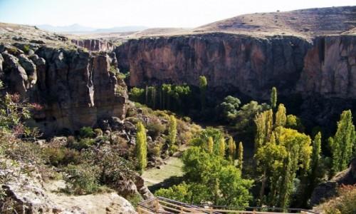 TURCJA / Anatolia / Dolina Ihlary / Dolina Ihlary