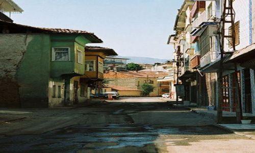 Zdjecie TURCJA / Wschodnia Turcja / Malatya / ulica w Malatyi