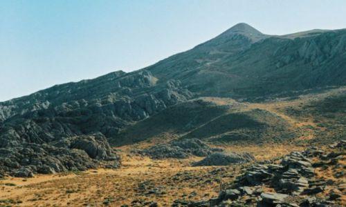 Zdjecie TURCJA / Wchodnia Anatolia / okolice Adiyaman / widok na górę Nemrut