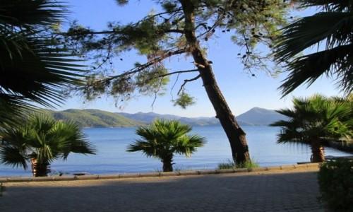 Zdjęcie TURCJA / Wybrzeże Egejskie / Marmaris / Widok z brzegu