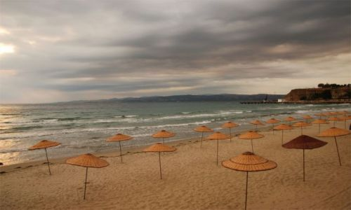 Zdjecie TURCJA / brak / Okolice Edirne / plaża