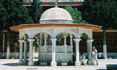 Zdjecie TURCJA / zachodnia Anatolia / Aydin / sadirvan
