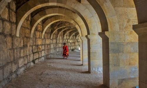 Zdjecie TURCJA / Riwiera Turecka / Aspendos / amfiteatr
