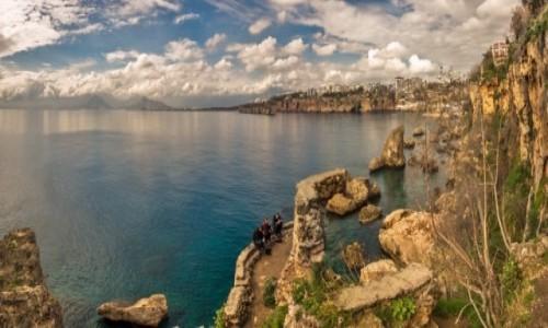 Zdjęcie TURCJA / Riwiera Turecka / Antalya / Kaleici