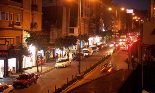 Zdjecie TURCJA / zachodnia Anatolia / Aydin / ulica w Aydin