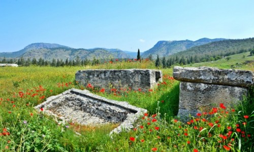 Zdjecie TURCJA / - / Hierapolis / Hierapolis