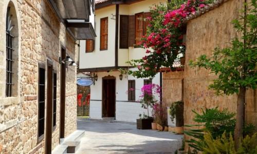 Zdjecie TURCJA / - / Antalya / Starówka