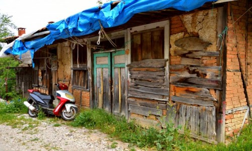 Zdjecie TURCJA / - / Ormana / W tureckiej wsi