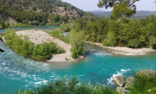Zdjecie TURCJA / Antalya / góry Taurus / Kanion Koprulu