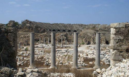 Zdjecie TURCJA / brak / Turcja / amfiteatr
