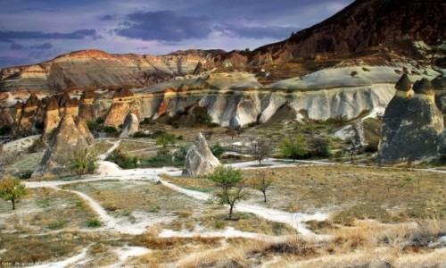 TURCJA / Wyżyna Anatolijska / Göreme- /  Nazywana największym skarbem Turcji