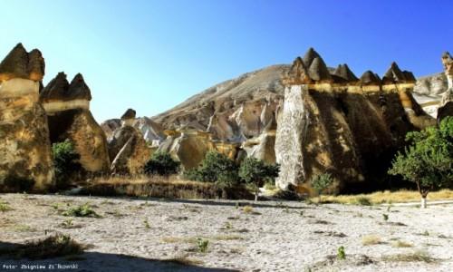 Zdjecie TURCJA / Wyżyna Anatolijska / Göreme / Jeden z cudów natury w Turcji