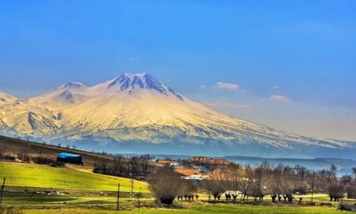 Zdjecie TURCJA / Anatolia / Taurus / Wulkan Kaldi Dag (3734 metry n.p.m.)